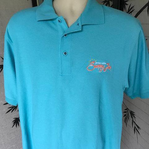 Logo Golf Shirt - Men