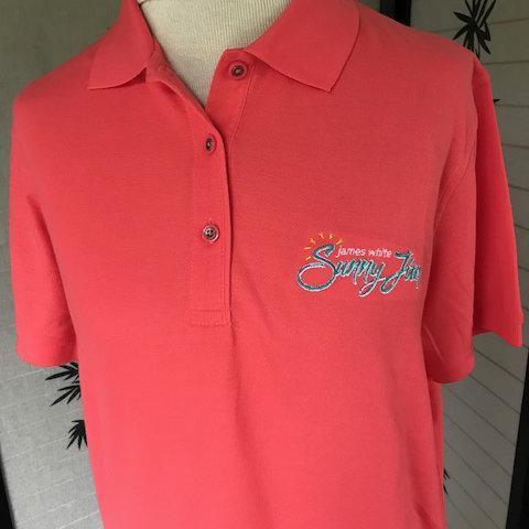 Logo Golf Shirt - ladies