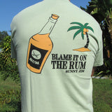 Blame it on the Rum Men's T-shirt