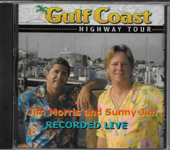 Gulf Coast Highway Tour CD Download