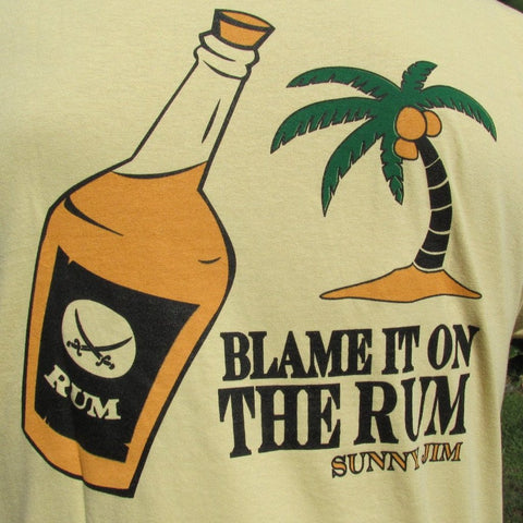Blame it on the Rum, Men