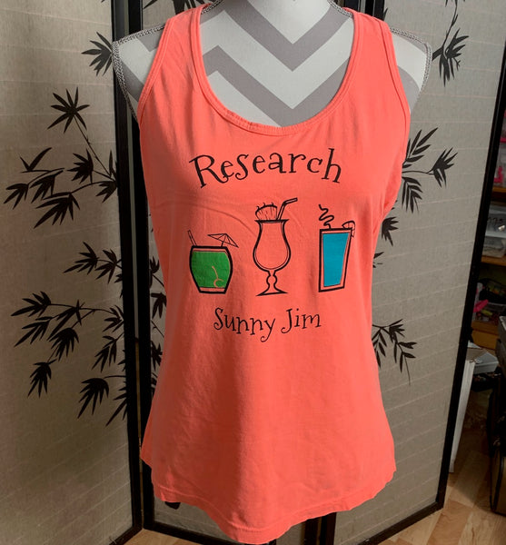 Research Tank Top style #2