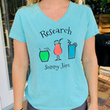 Research, Women's Tee