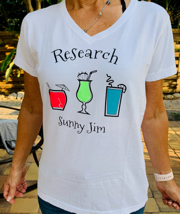 Research Ladies Tee