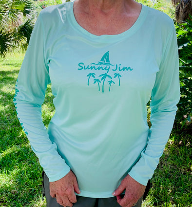 Sun & Performance Ladies Tee