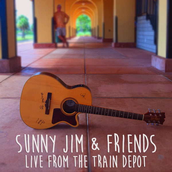 Live from the Train Depot CD Set