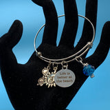 Life is Better at the Beach Bangle