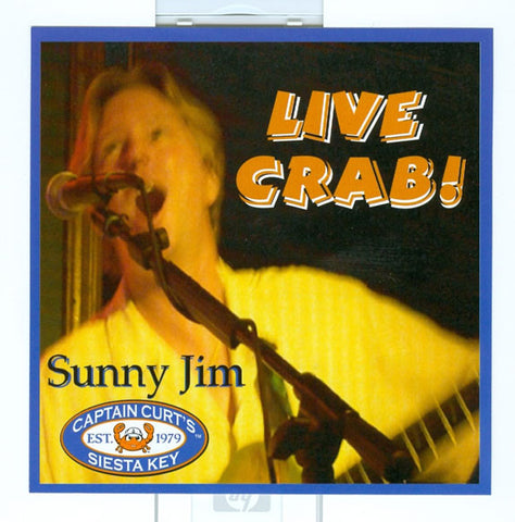 Live Crab CD Download