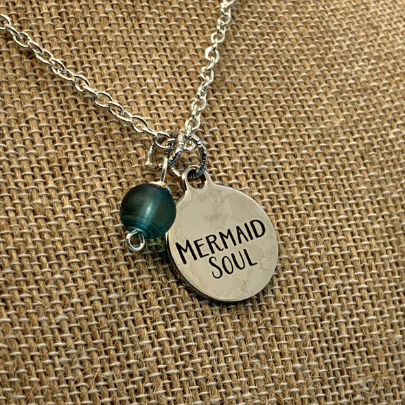 Mermaid Soul Necklace