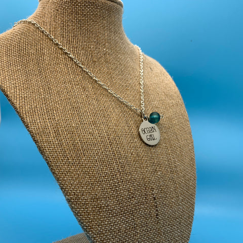 Ocean Girl Necklace