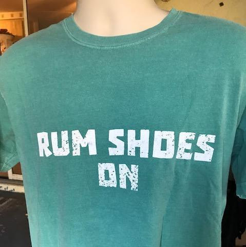 Rum Shoes T-Shirt, Men