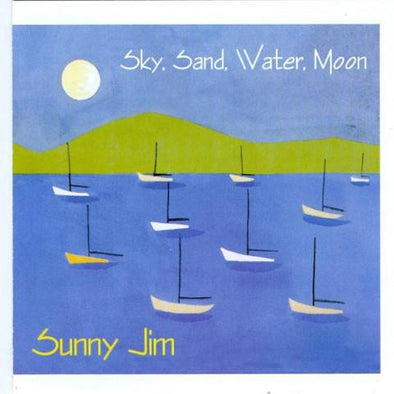Sky Sand Water Moon CD