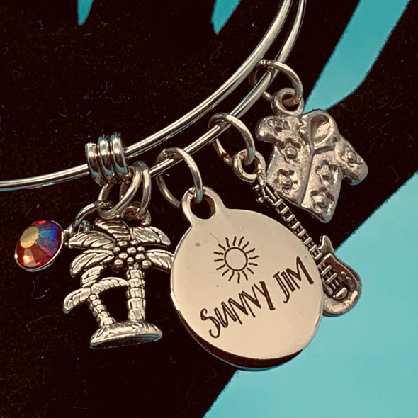 Sunny Jim Bangle Bracelet