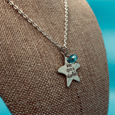 Wish Upon a Starfish Necklace 2