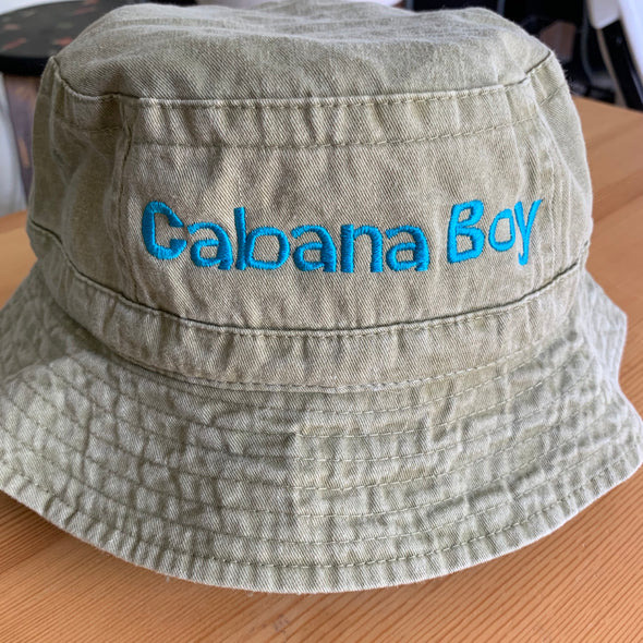 Where's My Cabana Boy Bucket Hats