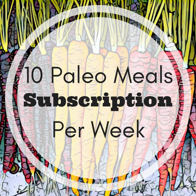 Subscription - 10 Meals Per Week