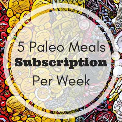 Subscription - 5 Meals Per Week