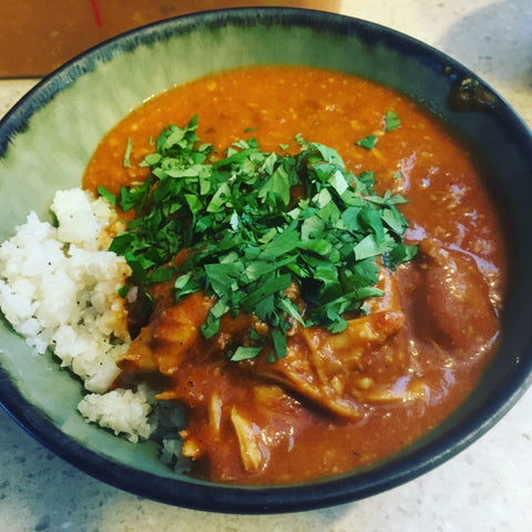 Madras Cashew Curry