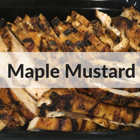 Maple Mustard Chicken