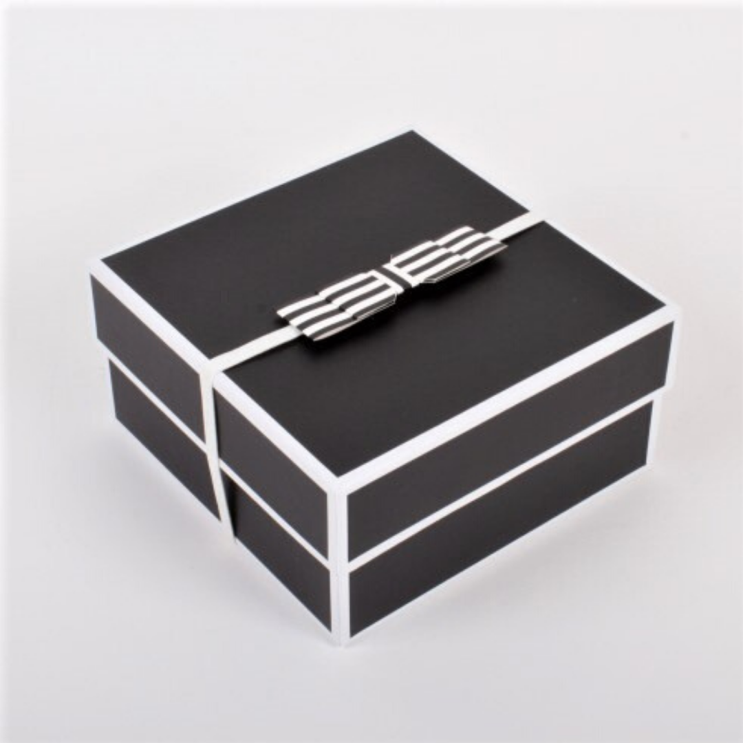 Small Black Gift Box