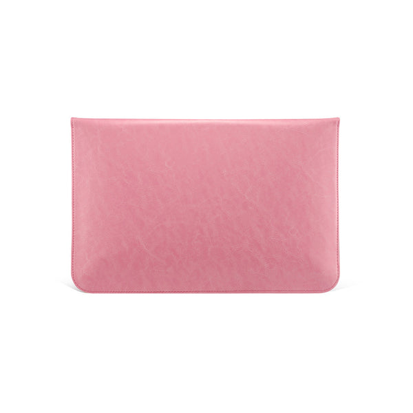 Pink Leather Case for MacBook - By Dominic  - 3