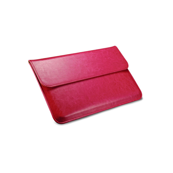 Hot Pink Leather Case for MacBook - By Dominic  - 2