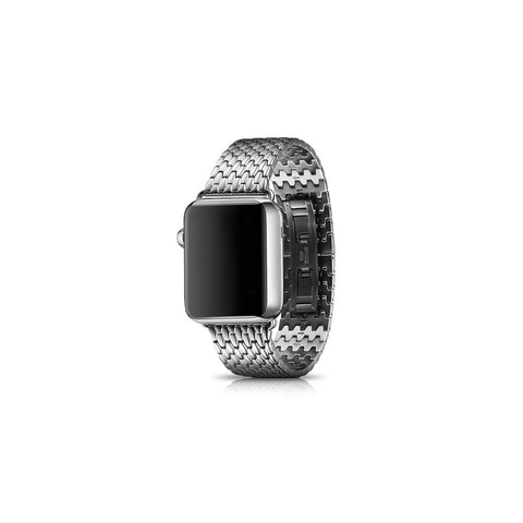Armor Stainless Steel Apple Watch Band - By Dominic  - 1