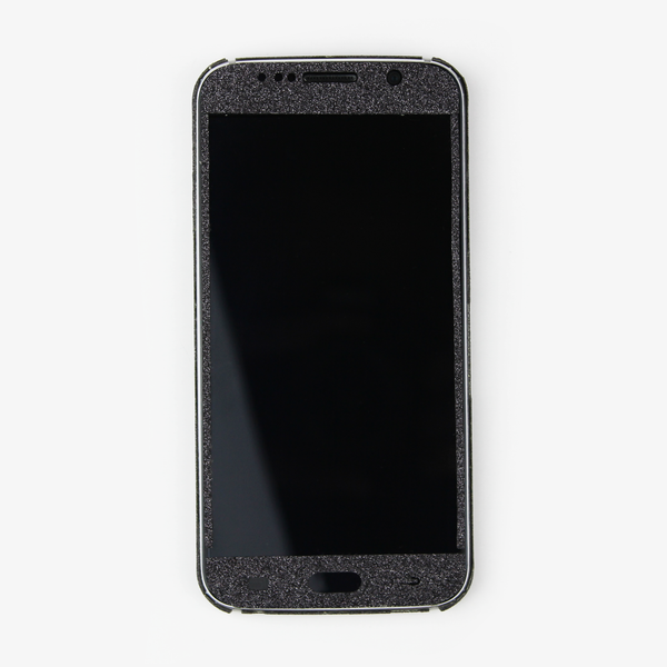Black Glitter Samsung Decal - By Dominic  - 2