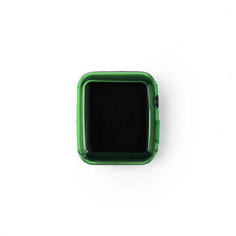 Green Apple Watch Case - By Dominic  - 1