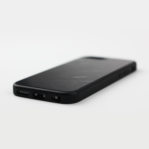 Black Natural Marble Case - By Dominic  - 3