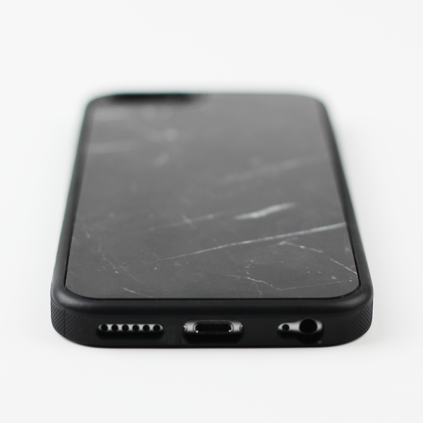 Black Natural Marble Case - By Dominic  - 2