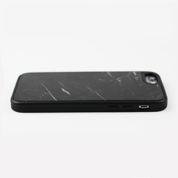 Black Natural Marble Case - By Dominic  - 4