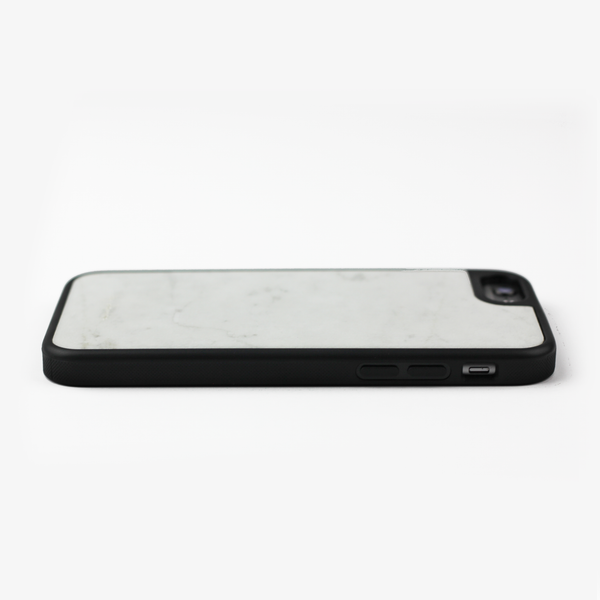 White Natural Marble Case - By Dominic  - 4