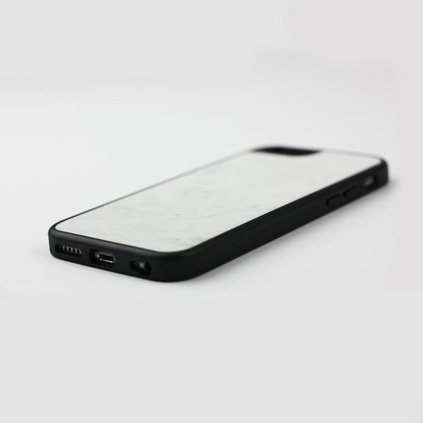 White Natural Marble Case - By Dominic  - 3