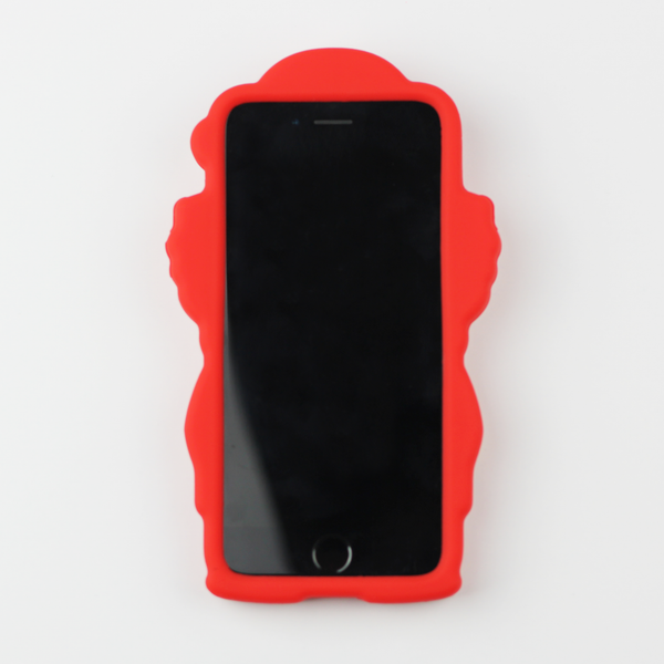 Large Santa Christmas iPhone Case - By Dominic  - 3