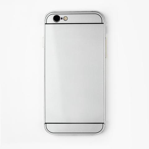 Silver and Gold Metal Transformer Case - By Dominic  - 1