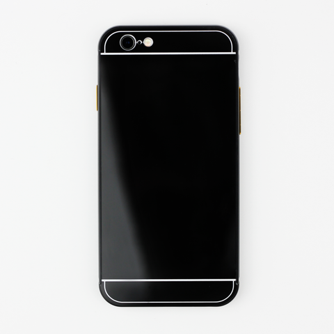 Black and Gold Metal Transformer Case - By Dominic  - 1