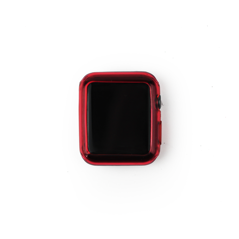Red Apple Watch Case - By Dominic  - 1