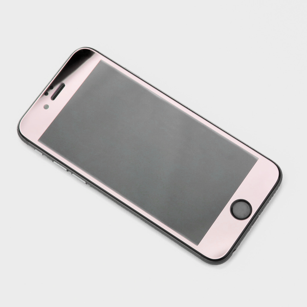 Rose Gold Tempered Glass iPhone Protective - By Dominic  - 2