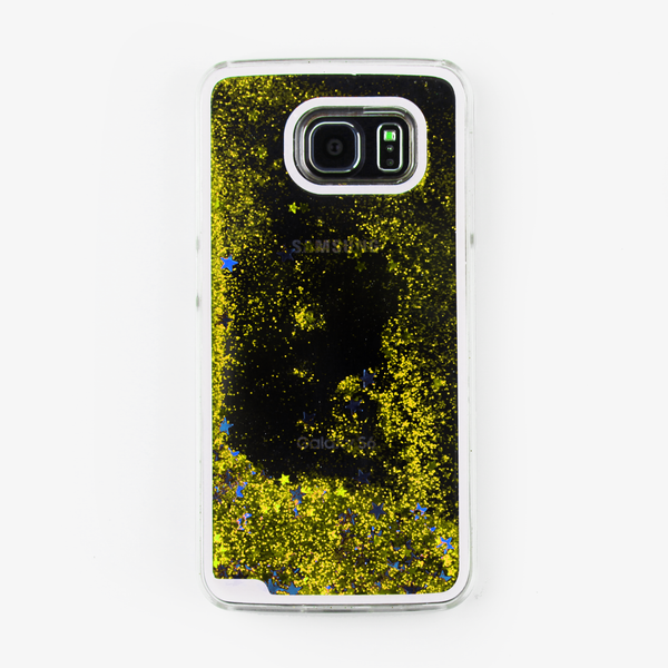 Gold Liquid Waterfall Samsung Case - By Dominic  - 1
