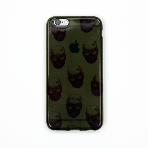 Zombie Zombie Zombie Clear Case - By Dominic  - 1