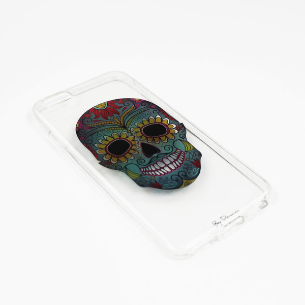 Day of the Dead Clear Case - By Dominic  - 3