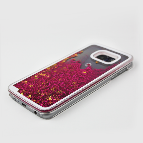 Pink Liquid Waterfall Samsung Case - By Dominic  - 2