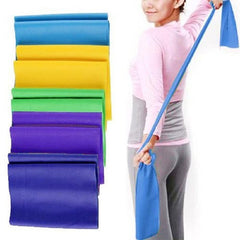 Latex Resistance Band - Rama Deals - 1