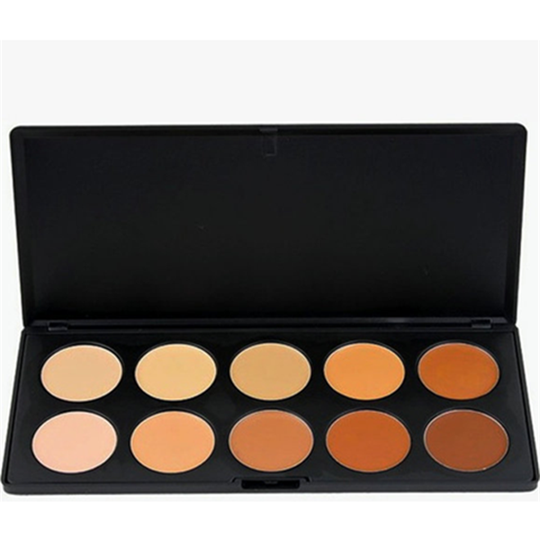 10 Color Concealer Palette-Rama Deals