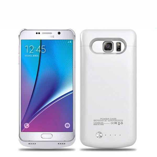 4200mAh Battery Case For Samsung Galaxy Note 5-Rama Deals