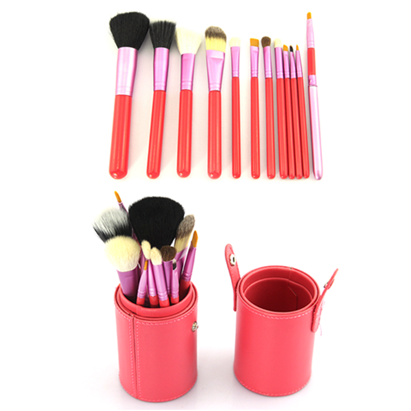 12 Piece Make Up Set in 5 Colors-Rama Deals