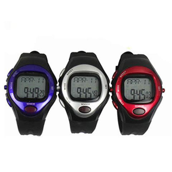 Calories Movement Heart Rate Watch-Rama Deals
