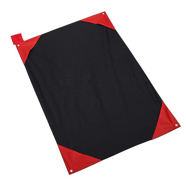 Convenient Waterproof And Moisture Resistant Beach Mats-Rama Deals