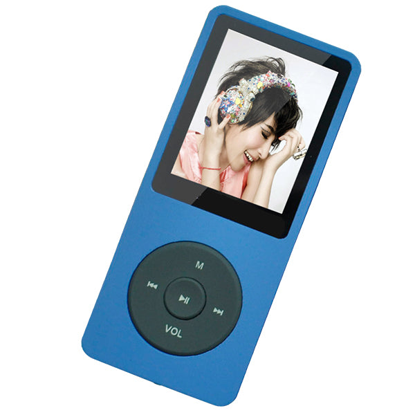 MP4 Player - Assorted Colors-Rama Deals